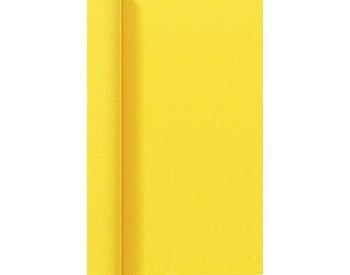 Ubrus v roli 1,25x5m  Žlutý neomyvatelný | Duni - Banketové role, sukně - Banketové role
