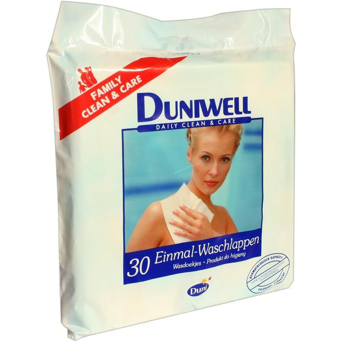 Duniwell Hygienická utěrka 30ks | Hotelová kosmetika