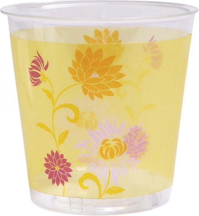 Kelímek plastový 0.3l Capri Yellow 12ks | Duni - Rautové nádobí - Párty nádobí