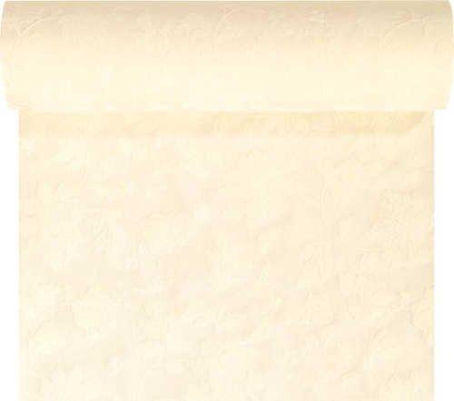 Téte-a-Téte 0,45x24m Sensia vanilka | Duni - Ubrusy, šerpy, prostírky - Šerpy