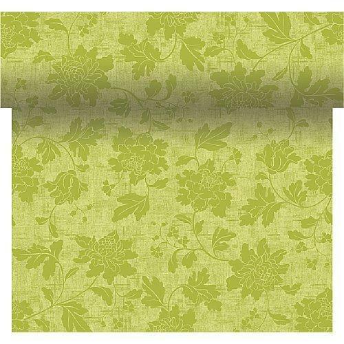 Téte-a-Téte 0,4x4,8m Venezia Green | Duni - Ubrusy, šerpy, prostírky - Šerpy
