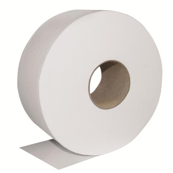 TP JUMBO 2vrst. 190mm RECYKL NO-LABLE | Papírové a hygienické výrobky - Toaletní papíry - Vícevrstvý