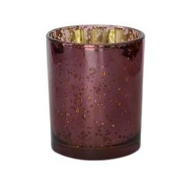 Svícen Viola Tealight Viola 2ks 70x60 | Duni - Svíčky, svícny, kroužky - svícny & kroužky