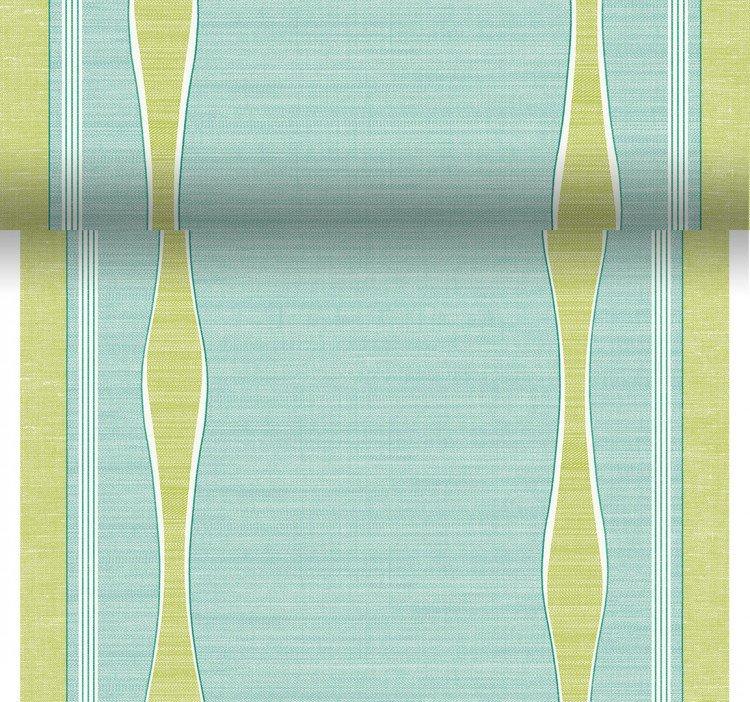 Téte-a-Téte 0,4x24m Wave | Duni - Ubrusy, šerpy, prostírky - Šerpy