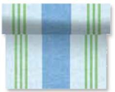Téte-a-Téte 0,4x24m Sunbrella Blue | Duni - Ubrusy, šerpy, prostírky - Šerpy