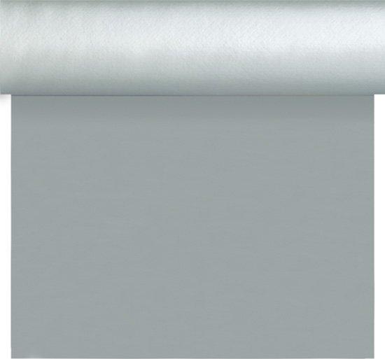 Téte-a-Téte 0,4x24m Silver omyvatelná | Duni - Ubrusy, šerpy, prostírky - Šerpy