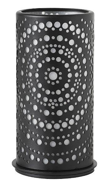 Svícen Billy 140x175mm | Duni - Svíčky, svícny, kroužky - svícny & kroužky