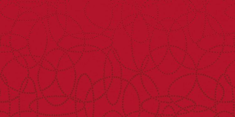 Ubrus 84x84 Circuits Red omyvatelný | Duni - Ubrusy, šerpy, prostírky - Omyvatelný ubrus