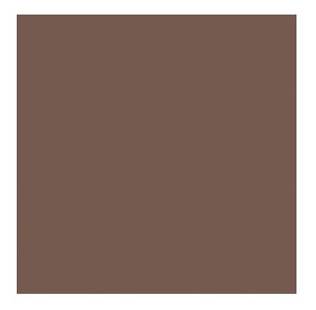 Ubrousek 33x33 2V Hnědý 125ks | Duni - Ubrousky, kapsy na příbory - 2 vrstvé ubrousky