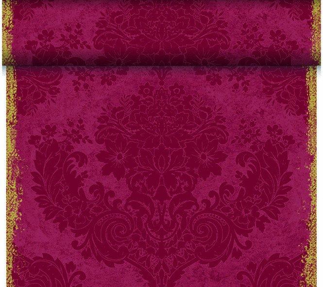 Téte-a-Téte 0.4x24m Royal Bordeaux | Duni - Ubrusy, šerpy, prostírky - Šerpy