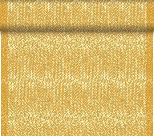 Téte-a-Téte 0,4x24m Organic Honey | Duni - Ubrusy, šerpy, prostírky - Šerpy