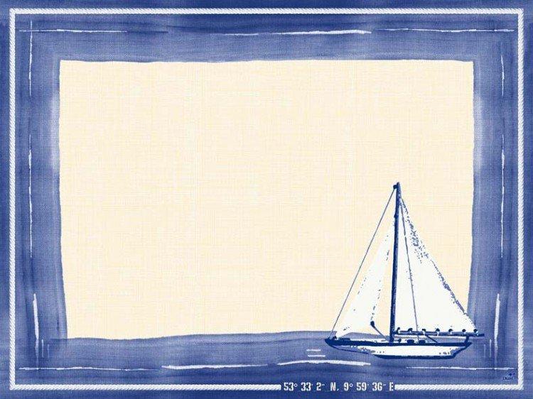 Prostírka 30x40 DCel Sailing 100ks | Duni - Ubrusy, šerpy, prostírky - Prostírky & podložky dortové