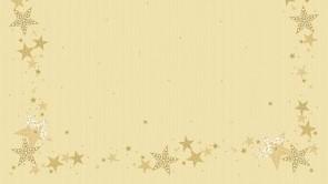 Ubrus 84x84 Walk of Fame Cream omyvatel. | Duni - Ubrusy, šerpy, prostírky - Omyvatelný ubrus