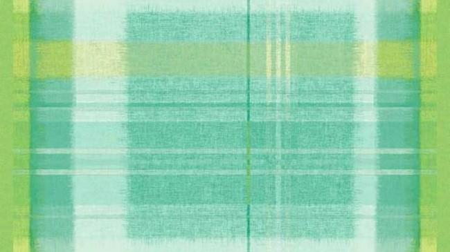 Ubrus 84x84 DSilk Endless Sum. Green om. | Duni - Ubrusy, šerpy, prostírky - Omyvatelný ubrus