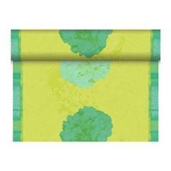 Téte-a-Téte 0,4x24m Endless Summer green | Duni - Ubrusy, šerpy, prostírky - Šerpy
