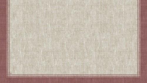 Ubrus 84x84 DSilk Linus Bordo omyvatelný | Duni - Ubrusy, šerpy, prostírky - Omyvatelný ubrus