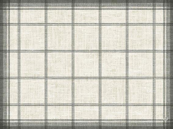 Prostírka 30x40 DNL Linus Cl.Black 100ks | Duni - Ubrusy, šerpy, prostírky - Prostírky & podložky dortové