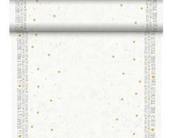 Téte-a-Téte 0,4x24m Playful Message | Duni - Ubrusy, šerpy, prostírky - Šerpy