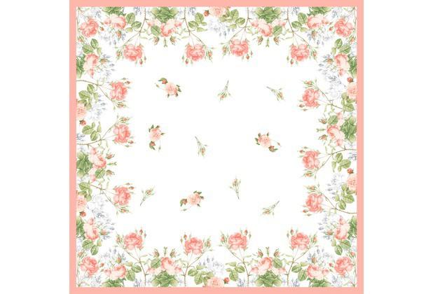 Ubrus 84x84 Dcel Garden Pride neomyvatel | Duni - Ubrusy, šerpy, prostírky - Neomyvatelný ubrus