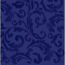 Ubrousek 40x40 DNL Saphira Blue 50ks | Duni - Ubrousky, kapsy na příbory - Dunilin 40x40