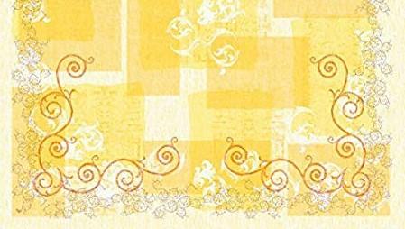 Ubrus 84x84 DSilk Ornare omyvatelný | Duni - Ubrusy, šerpy, prostírky - Omyvatelný ubrus