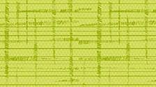 Ubrus 84x84 DSilk Linnea Kiwi omyvatel | Duni - Ubrusy, šerpy, prostírky - Omyvatelný ubrus