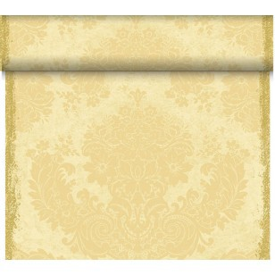 Téte-a-Téte 0,4x24m Royal Cream | Duni - Ubrusy, šerpy, prostírky - Šerpy