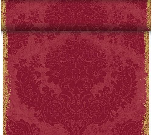 Téte-a-Téte 0,4x24m Royal Bordeaux | Duni - Ubrusy, šerpy, prostírky - Šerpy