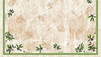 Ubrus 84x84 DSilk Posea omyvatelný | Duni - Ubrusy, šerpy, prostírky - Omyvatelný ubrus