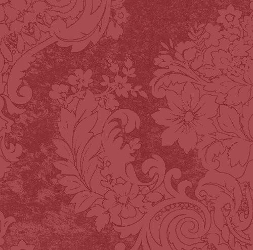 Ubrousek 40x40 Dlin Royal Bordeaux 45ks | Duni - Ubrousky, kapsy na příbory - Dunilin 40x40