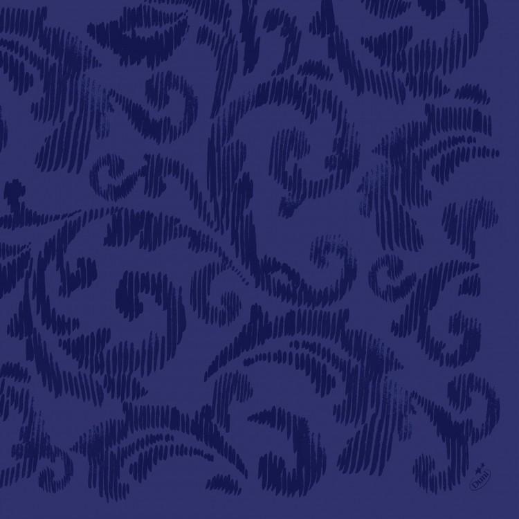 ubrousek 40x40 Dlin Saphira Blue 45ks | Duni - Ubrousky, kapsy na příbory - Dunilin 40x40
