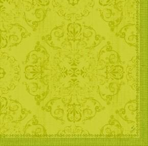 Ubrousek 40x40Dlin Opulent Kiwi 45ks | Duni - Ubrousky, kapsy na příbory - Dunilin 40x40