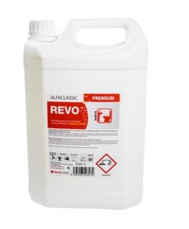 Revo 5l kys. tekutý čistič | Čistící, dezinf.prostř., dezodoranty - Přípravky na WC - Čističe WC