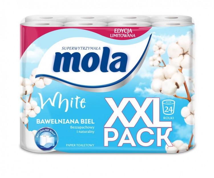 TP MOLA 2vr. 100% celulóza Katrin | Papírové a hygienické výrobky - Toaletní papíry - Vícevrstvý