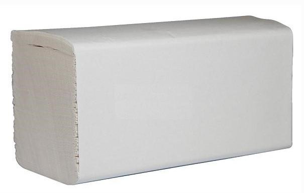 Pap.ručníky Z-Z 2V recykl 3200ks | Papírové a hygienické výrobky - Utěrky a ručníky