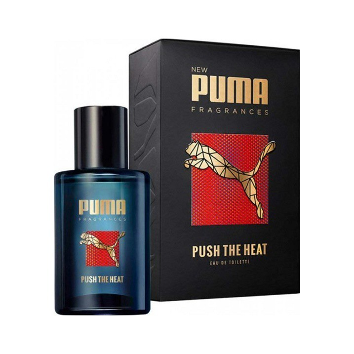 Puma Fragran. PUSH the Heat 50ml EDT men | Nezařazené