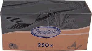Ubrousek 33x33 3V apricot 250ks | Papírové a hygienické výrobky - Ubrousky - Vícevrstvé