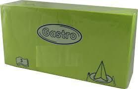 Ubrousek 33x33 3V žlutozelené 250ks | Papírové a hygienické výrobky - Ubrousky - Vícevrstvé