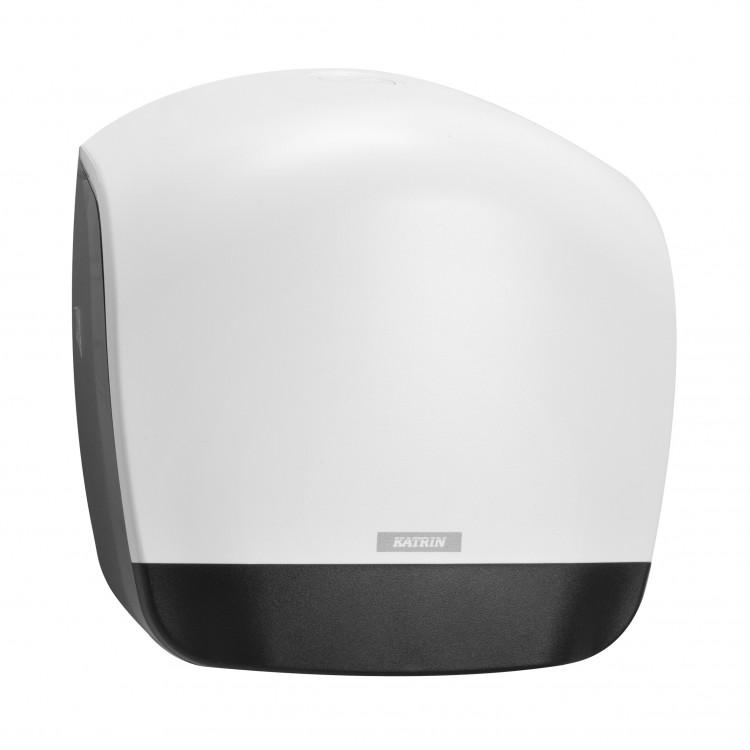 Katrin Inclusive zásobník Jumbo L White | Katrin - Zásobníky/náplně