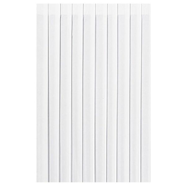 Stolová sukýnka 0,72x4m DCel Bílá | Duni - Banketové role, sukně - Rautové sukně