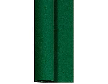 Ubrus v roli 1,25x25m Tm.zelený neomyv. | Duni - Banketové role, sukně - Banketové role