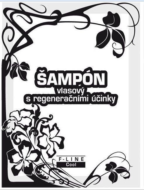 Hotelový reg.šampon 10ml F-line Cool | Hotelová kosmetika