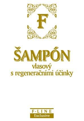Hotelový reg.šampon 10ml F-line Exclusiv | Hotelová kosmetika